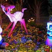 Two Green Thumbs Up for Disney Topiaries