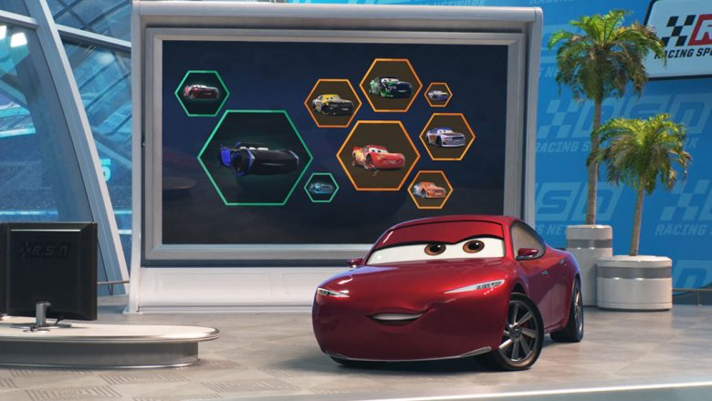 4 New Characters Racing Into Cars 3 D23