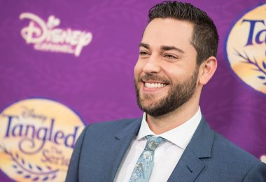 Zachary Levi for Tangled Before Ever After