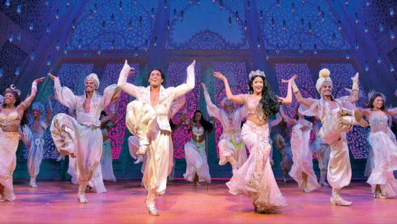Disney Aladdin—A Whole New World—The Road to Broadway and Beyond