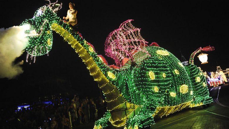 Main Street Electrical Parade