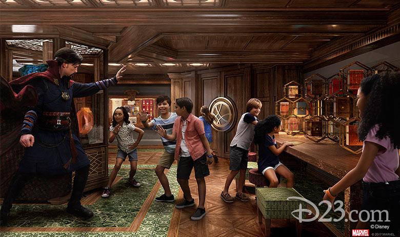 Disney Cruse Line Star Wars