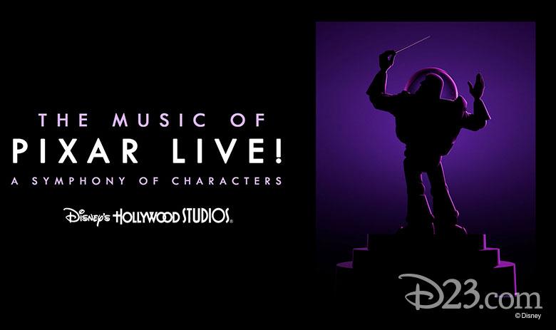 The Music of Pixar Live!