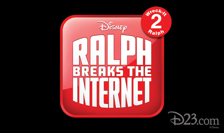 Wreck-It Ralph 2 logo