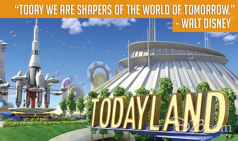 Meet the Robinsons Walt Disney Quote