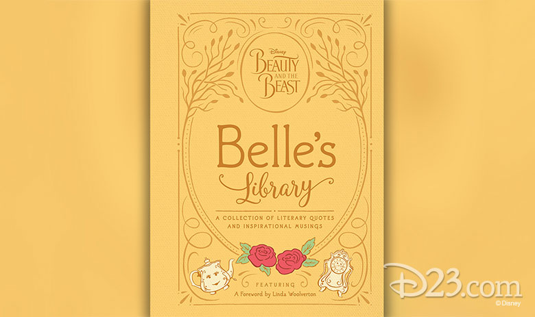 16 Enchanting Beauty And The Beast Objects From Around The World D23
