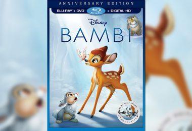 Bambi Home Release