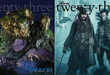 Disney twenty-three summer issue