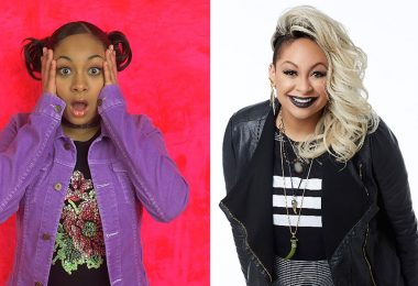 Raven from That's So Raven and Raven's Home