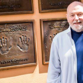 Disney Legend Burny Mattinson