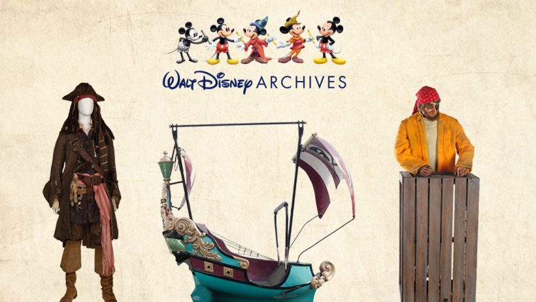 Walt Disney Archives Presents—A Pirate's Life for Me: Disney's Rascals, Scoundrels and Really Bad Eggs exhibit