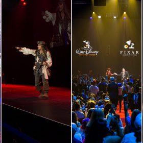 Hall D23 Expo 2015