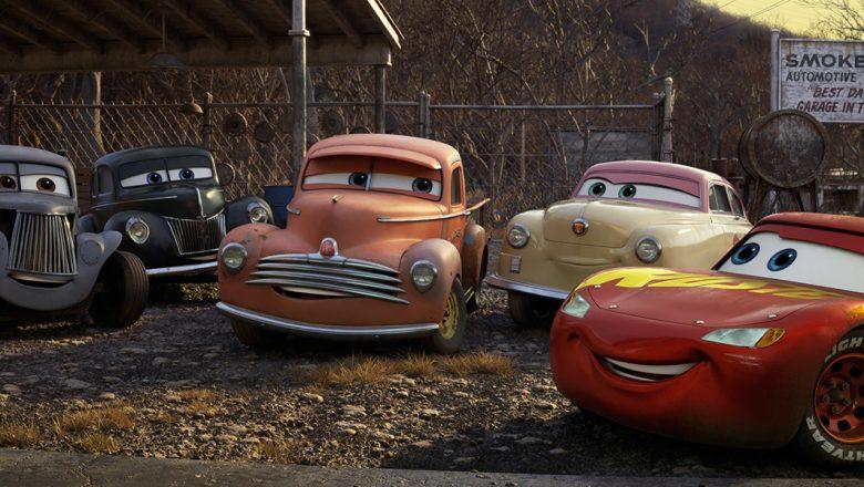 The Legends Of Nascar Rev Up Cars 3 D23