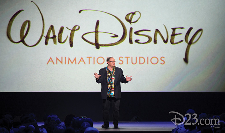 John Lasseter D23 Expo