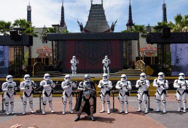 Star Wars march