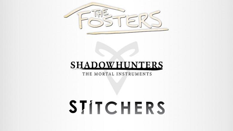 Freeform show logos