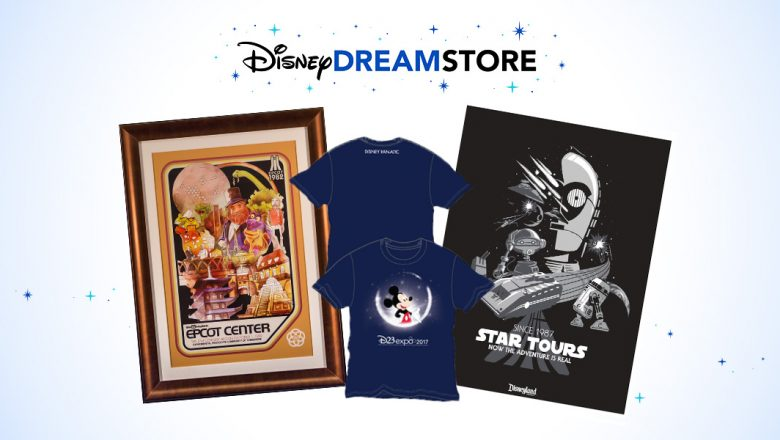 Disney Dream Store D23 Expo 2017
