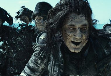 Captain Salazar from Pirates of the Caribbean: Dead Men Tell No Tales