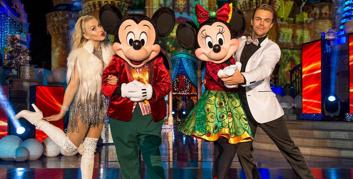Wonderful World of Disney, The: Magical Holiday Celebration