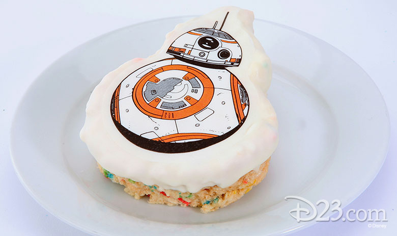 BB-8 treat
