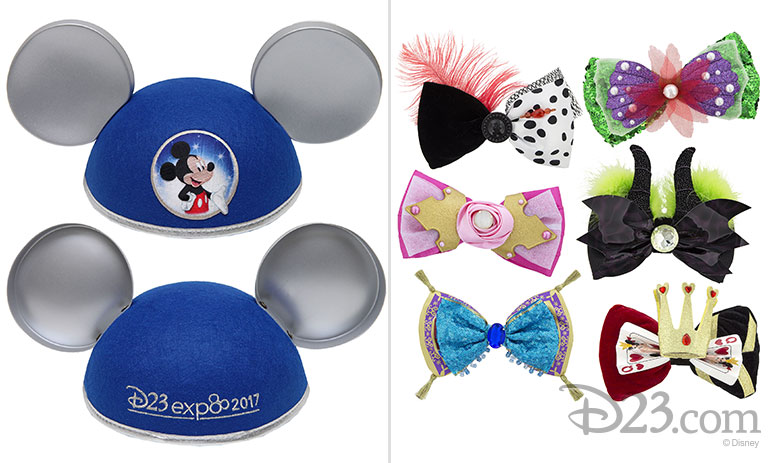 D23 Expo ear hats