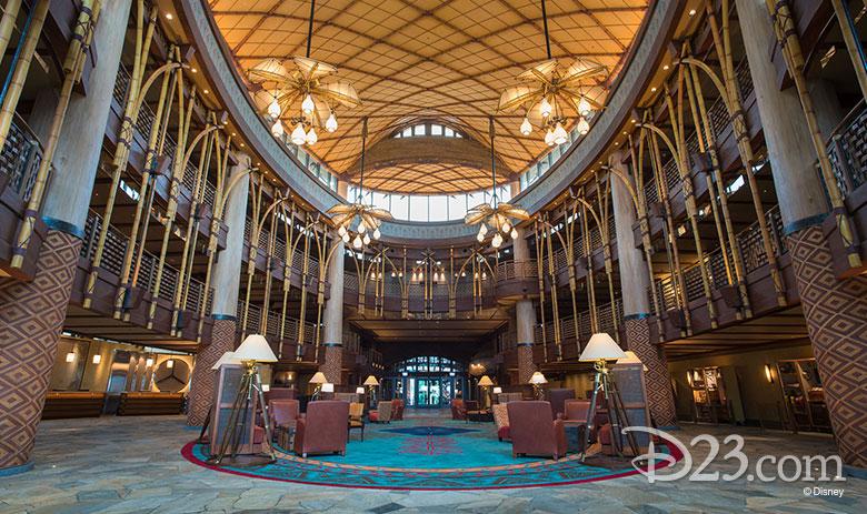 Disney Explorer's Lodge