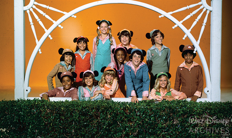 New Mickey Mouse Club