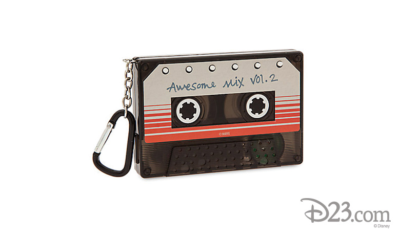 Guardians of the Galaxy Disney Store merchandise