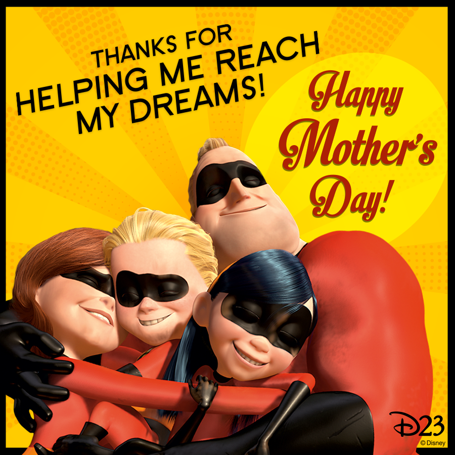 Mother's Day e-card Shareables