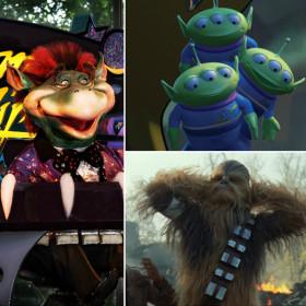 Disney aliens