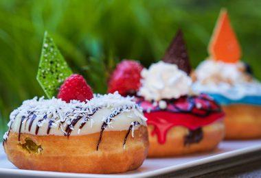 Disneyland doughnuts