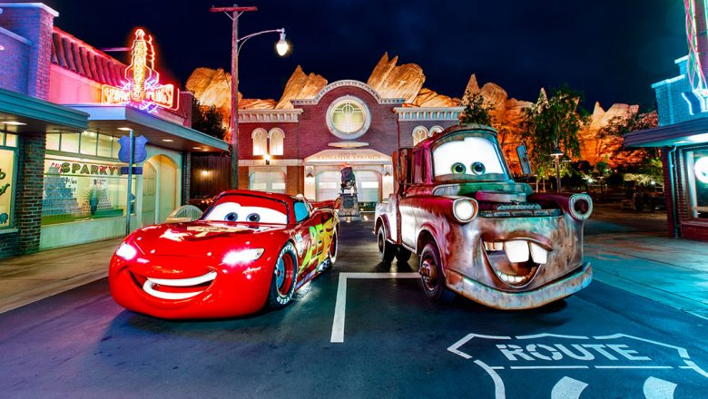Race Your Way To Fun With Our Favorite Cars From Disney Parks D23