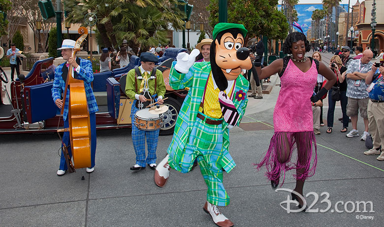 Goofy and Five & Dime