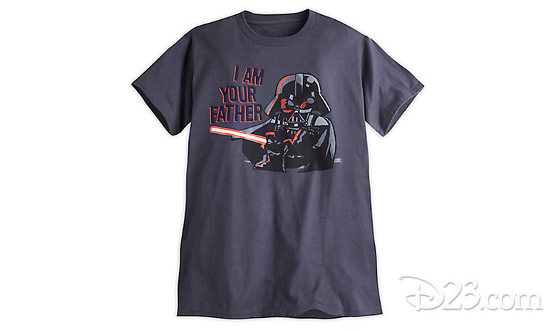 "Darth Vader ""I am your father"" Tee"