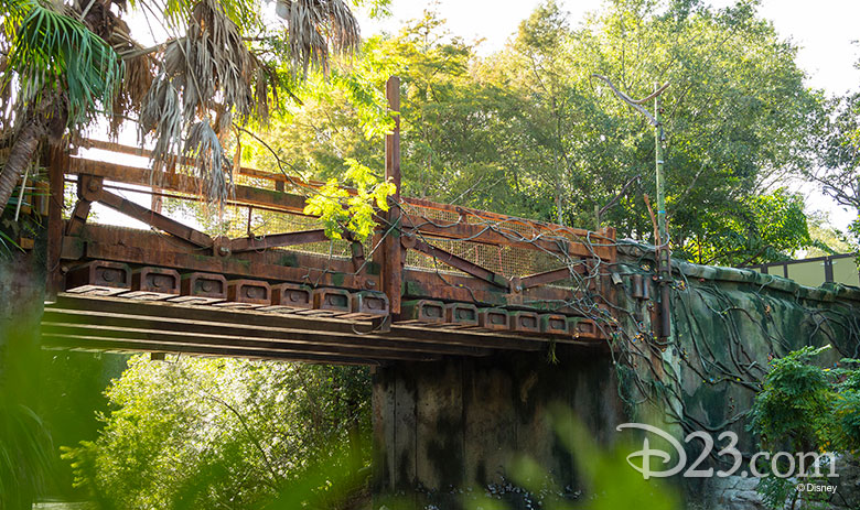 Bridge to Pandora - The World of AVATAR