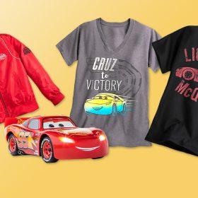 Cars merchandise