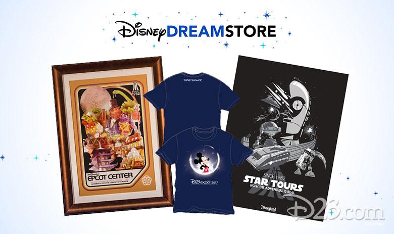 Disney Dream Store