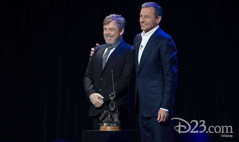 Disney Legends presentation