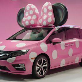 """Honda """"Minnie Van"""""""