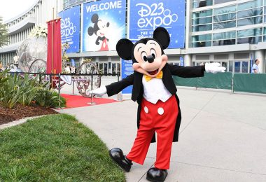 D23 Expo 2017 welcome