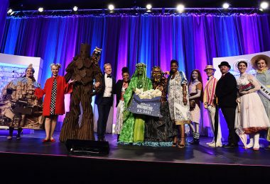 Amazing Costumes from D23 Expo's Mousequerade