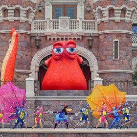Shanghai Disney Resort Cool Oasis