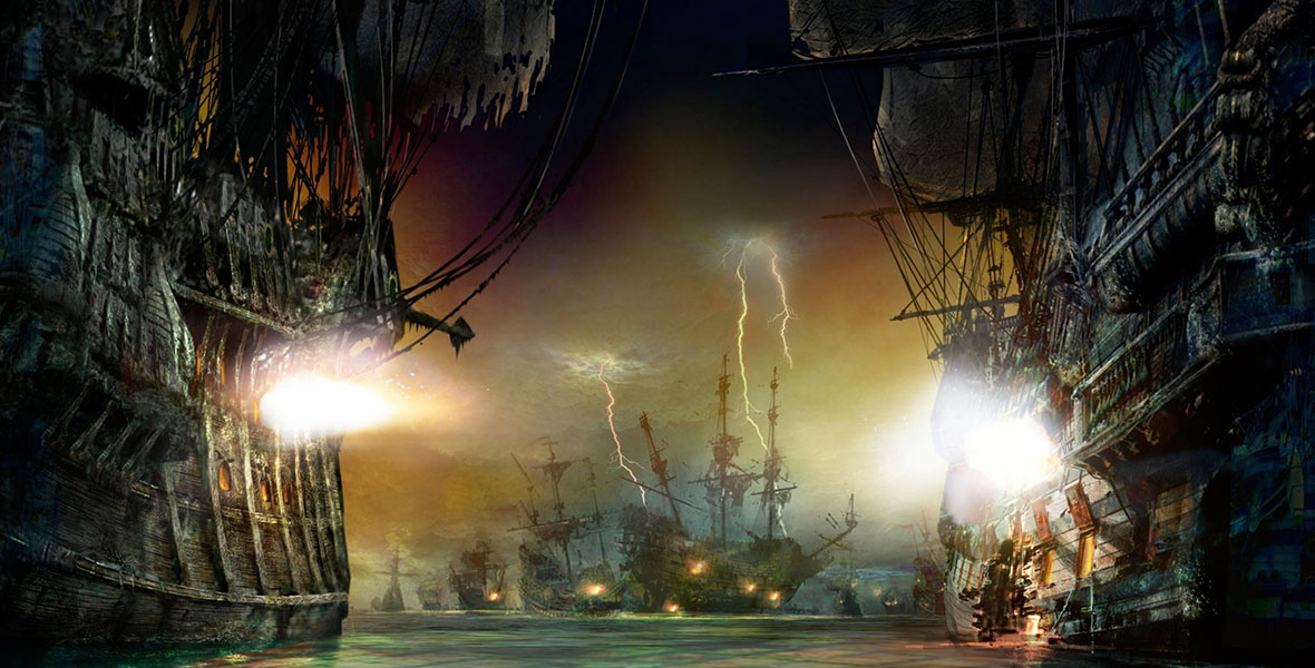 Pirates of the Caribbean – Battle for the Sunken Treasure