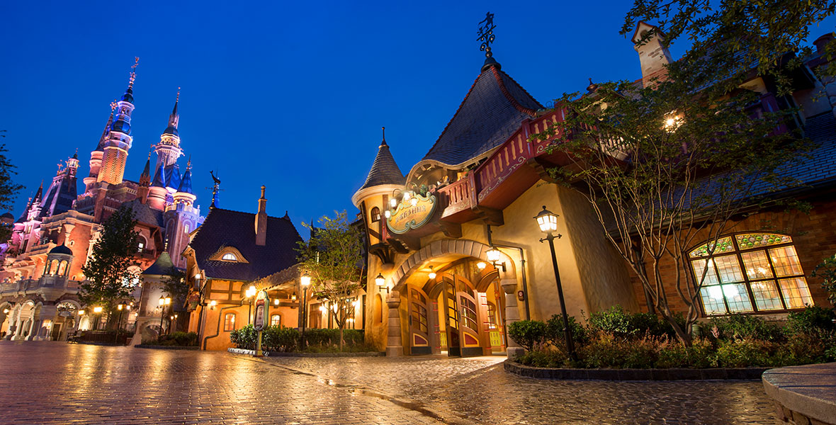 Pinocchio's Village Kitchen