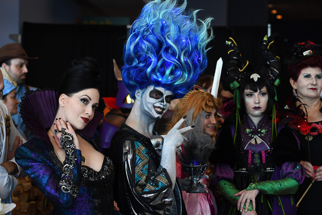 Mousequerade D23 Expo 2017