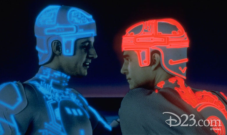 Tron and Flynn