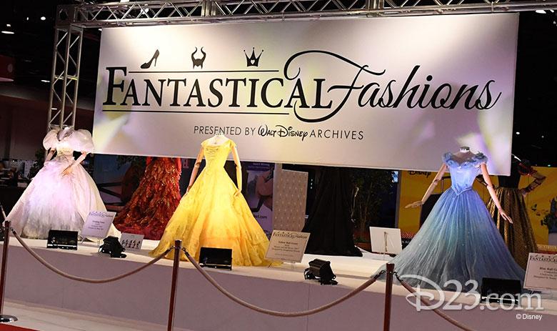 D23 Expo 2017 show floor - Fantastical Fashions