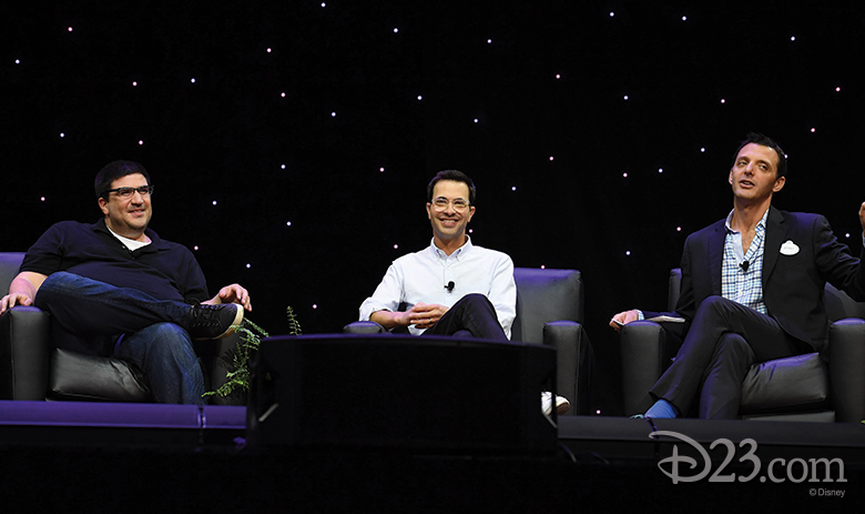 Once Upon a Time D23 Expo 2017