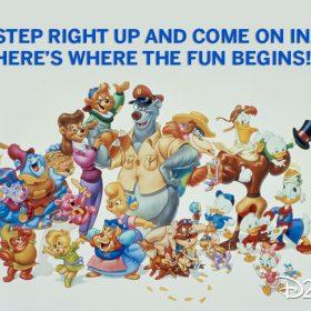 Disney Afternoon FanShare