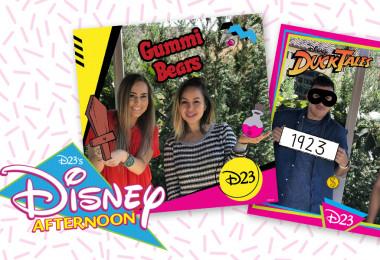 Disney Afternoon Photo Lab